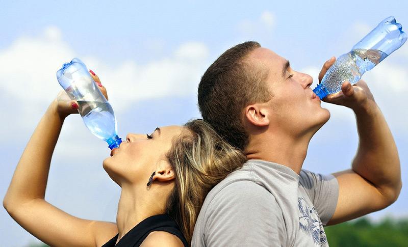 boire de l'eau pour perdre sa graisse viscérale
